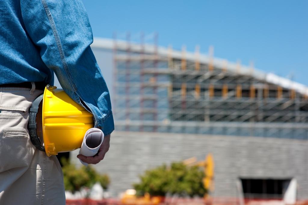 Знакомство со строительным объектом